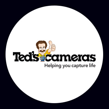 Ted's Cameras logo